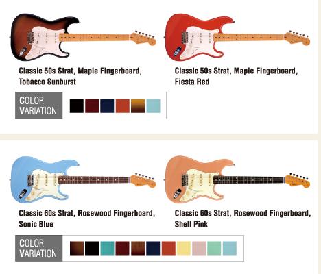 EYS音楽教室でもらえるエレキギター-画像