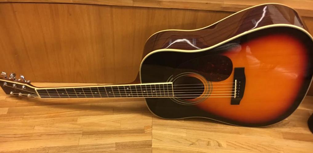 EYS音楽教室でもらえるギター-画像