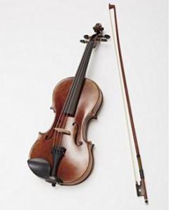 EYS音楽教室でもらえるバイオリン-画像