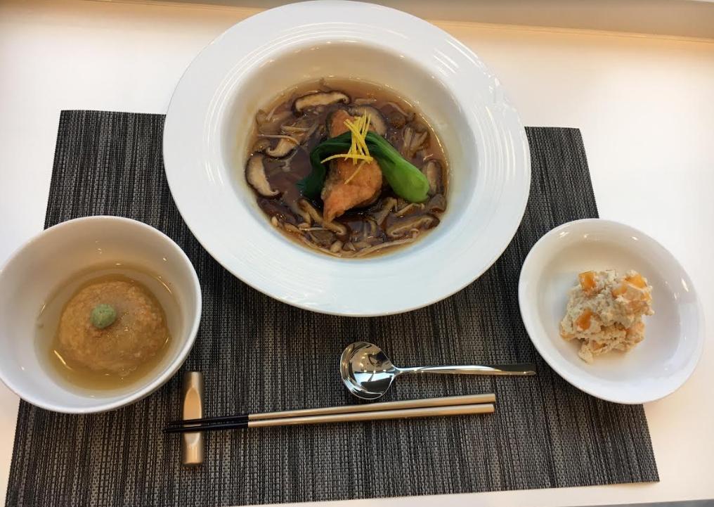 ライザップの料理教室の体験レッスンで作った和食-画像