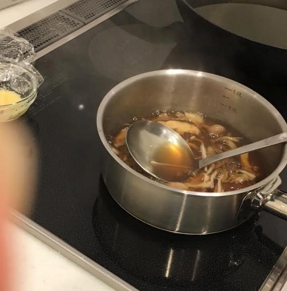 ライザップの料理教室の体験レッスン-調理風景-画像