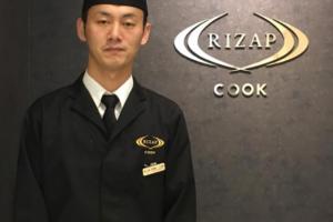 RIZAPCOOK銀座店-西島トレーナー-画像
